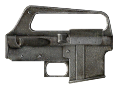 GRA assault carbine forged receiver