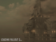 Enclave oil rig loading screen