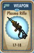 FoS Plasma Rifle Card