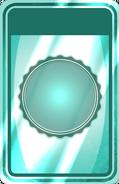 FoS card green