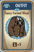 FoS Fancy Formal Wear Card