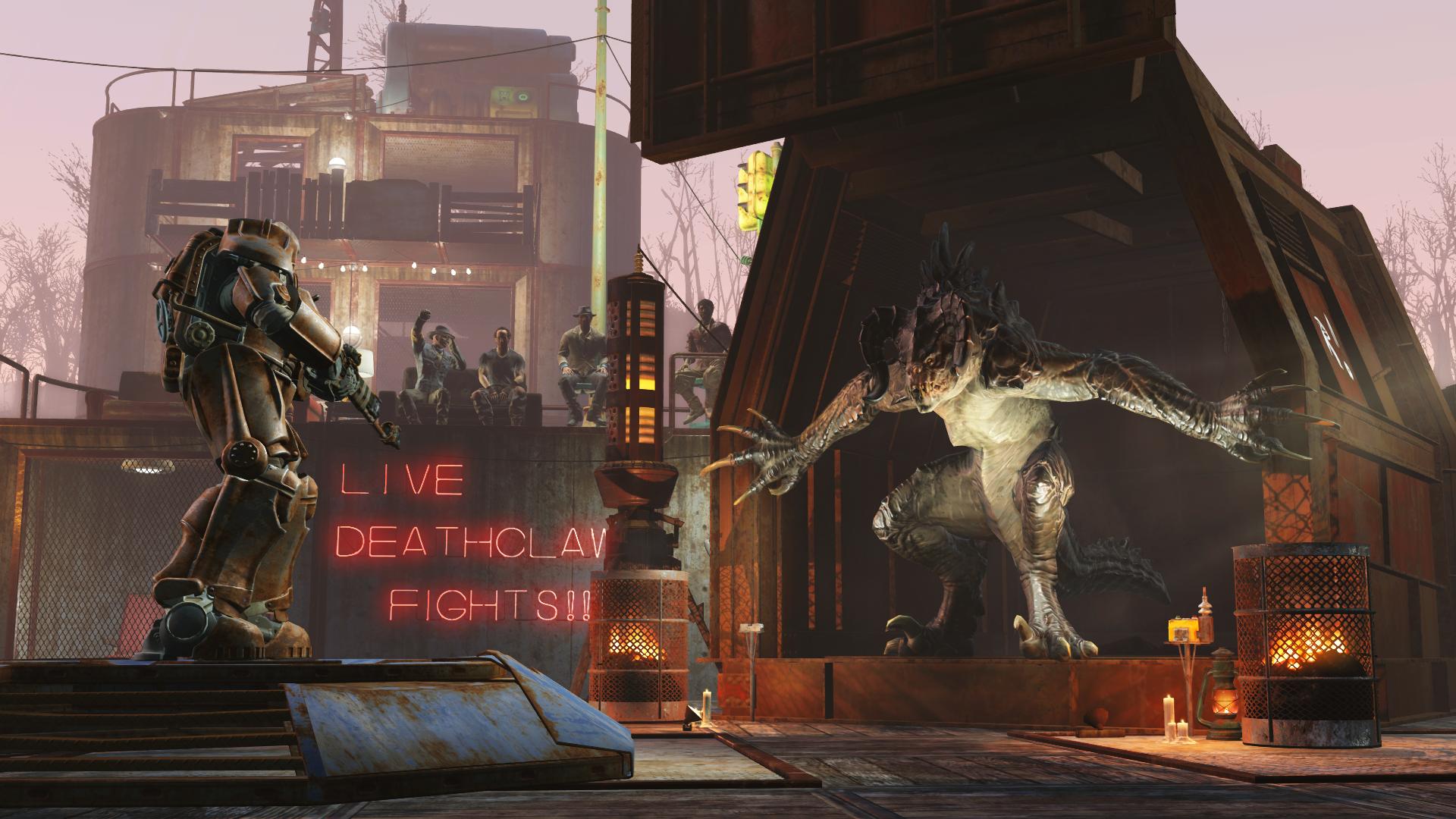 Скриншот первый из Fallout 4 Wasteland Workshop