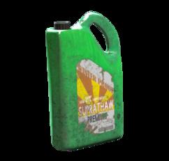 Suprathaw antifreeze