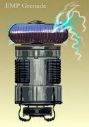 Pulse grenade CA1