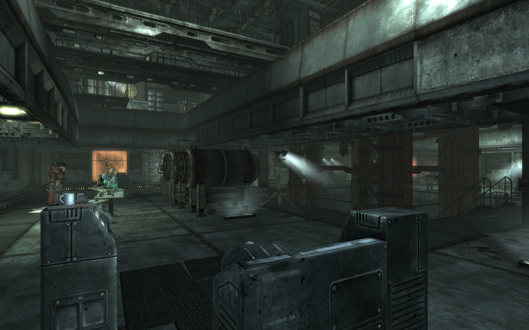Citadel Laboratory Fallout Wiki Fandom Powered By Wikia