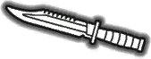 Alternate combat knife icon