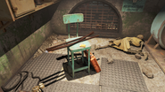 FO4 Boston shelter - where are you holotape