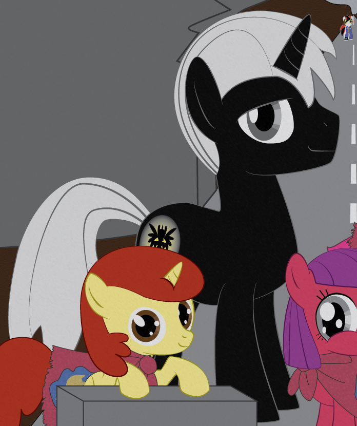 Priest Project Horizons Fallout Equestria Wiki