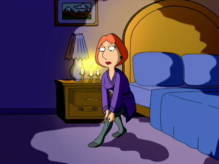 lois and meg having sex