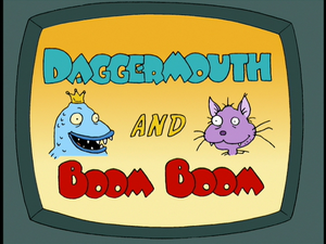 Dagandboomboom
