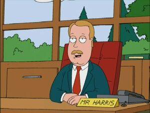 Mr. Harris