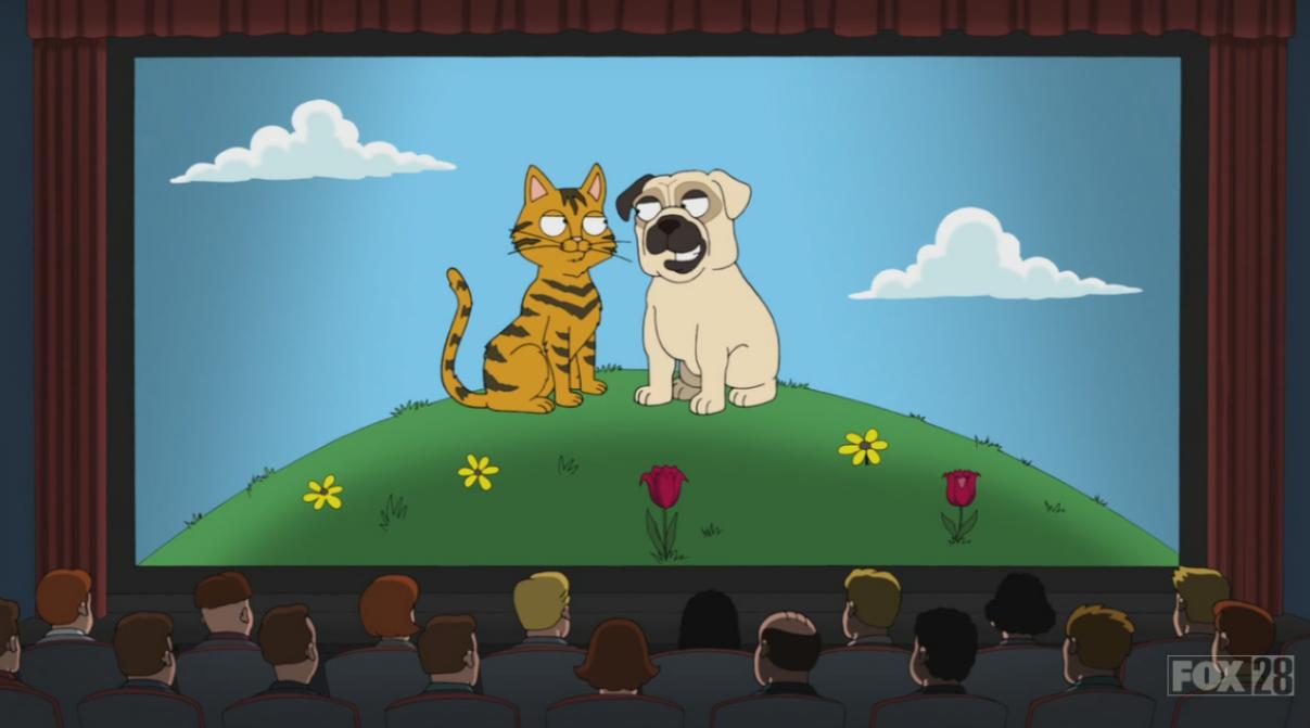 The Adventures Of Milo And Otis Family Guy Wiki Fandom