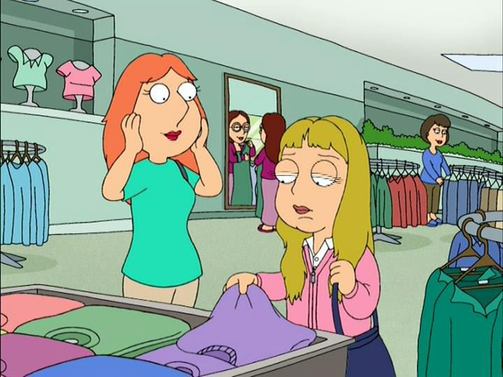 Remarkable idea Meg griffin hentai