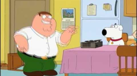 Family Guy - Bird is the Word!