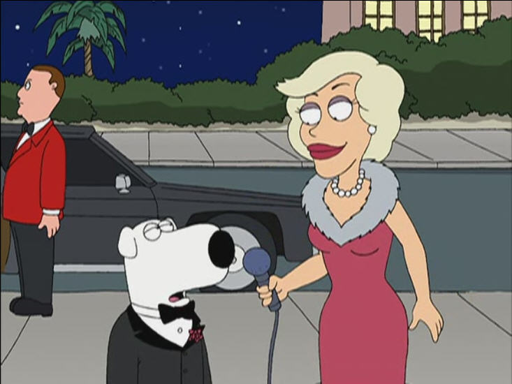 brian essay family guy Biggest complaint: family guy here's the place to let the world know about something that doesn't work about this show, trope brian's a hypocrite.