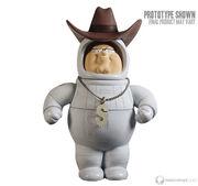 Secret Agent Astronaut Milionare Peter