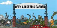 Open Air Debris Garden
