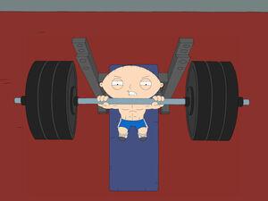 stewie steroids wear off