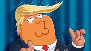 Family guy trump emmy campaign 0