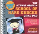 The Stewie Griffin School Of Hard Knocks Grad Pad: A Personalized, Ultra-Confidential Yearbook