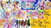 Pretty Cure All Stars New Stage 3