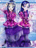Rikka and honoka