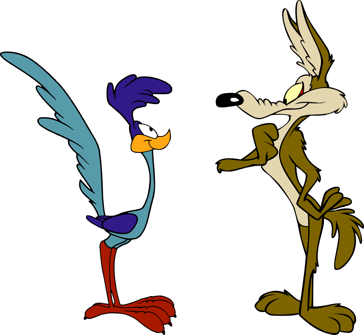 road runner cover دانلود انیمیشن Wile E. Coyote and Road Runner Part 03