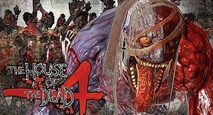 The House of the Dead 4 logo