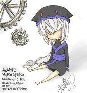 Image Kuroneko Ayame byXxHaneyshxX