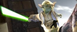 Yoda versus Demons