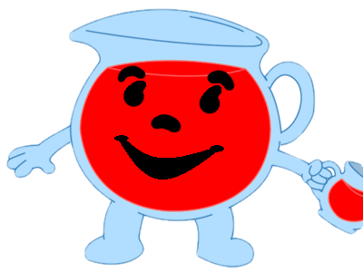 Kool aid man the simpsons guy fanon wiki fandom for Kool aid man coloring pages
