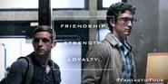 Friendship Strength Loyalty