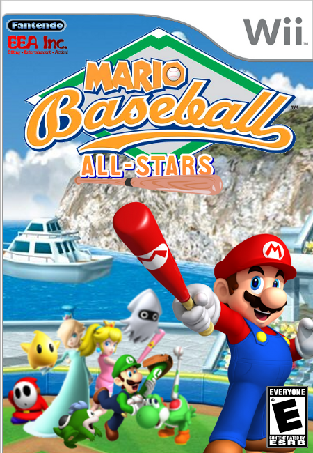 Mario Baseball 3ds Mario Baseball All-stars