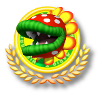 Petey Piranha Tennis Icon