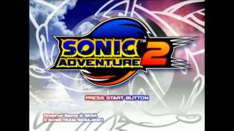 Sonic Adventure 2 - Final Rush - RealFont Remix - HD