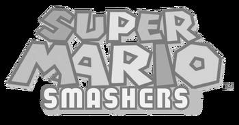 Super Mario Smashers Logo