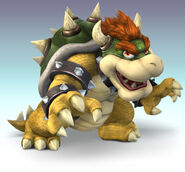 Super Smash Bros Brawl Bowser 01