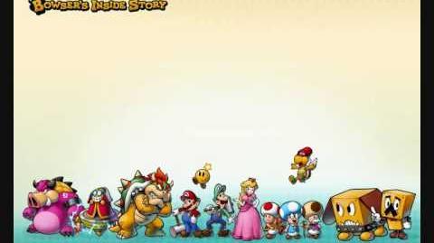 Mario & Luigi - Bowser's Inside Story OST Shocking News