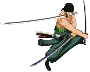 Zoro - One Piece Unlimited World Red