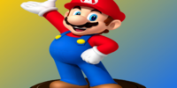 Super Smash Bros. New Story / List of Super Mario Trophies