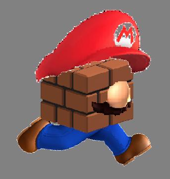 File:Brick Mario.png