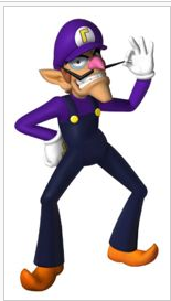 Waluigi for sttsg