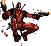 DEADPOOL NUMBAH 1
