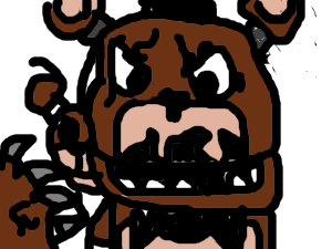 NightmareFreddyFazbearsFray