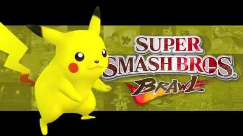 Road to Viridian City (Super Smash Bros