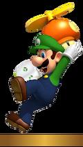 Mario Rugby Trophy - Luigi