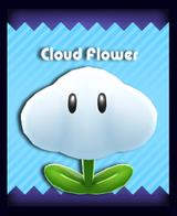 Super Mario & the Ludu Tree - Powerup Cloud Flower
