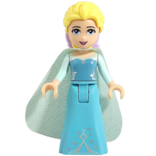 Elsa lego