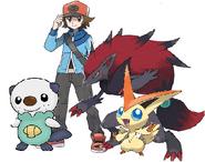 Pokemon Trainer 5