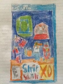 Skip and Sqak XD- Chaotic Galaxy PS Vita